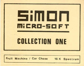 Simon Micro-Soft Collection One